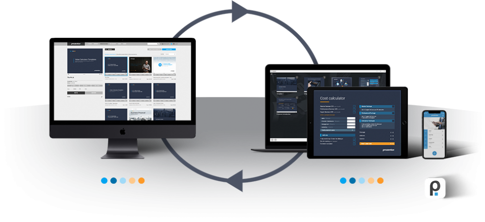 Sales Enablement Platform